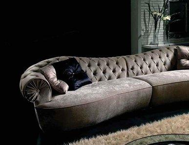 Итальянская мягкая мебель часть II фабрики GOLDCONFORT