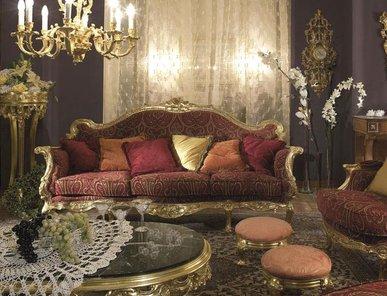 Итальянская мягкая мебель Prestige фабрики Asnaghi Interiors