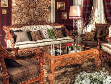 Итальянская мягкая мебель Alpi фабрики Asnaghi Interiors
