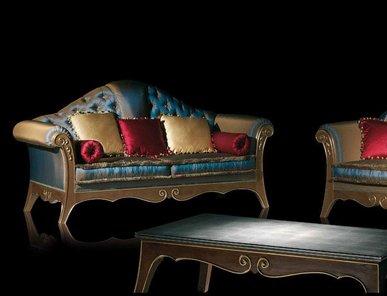 Итальянская мягкая мебель Decoras фабрики Asnaghi Interiors