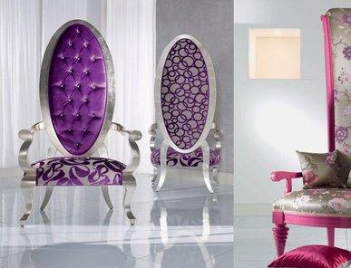 Итальянские кресла Michelangelo фабрики Bello Sedie