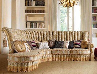Итальянская мягкая мебель Vogue фабрики Alta Moda