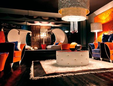 Итальянская мягкая мебель Cat Pop фабрики Alta Moda