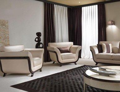 Итальянская современная мягкая мебель фабрики TURRI