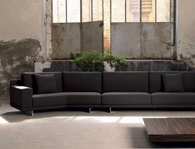 Итальянская мягкая мебель Lab Collection фабрики Domingo Salotti