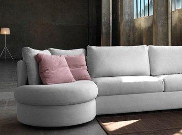 Итальянская мягкая мебель Lab Collection 2012 фабрики Domingo Salotti