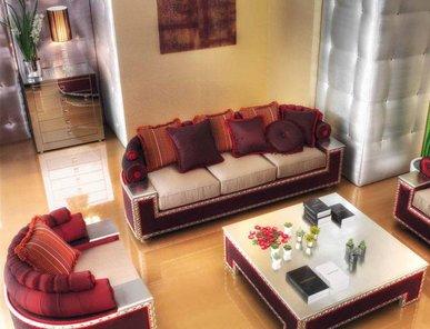 Итальянская мягкая мебель One фабрики Asnaghi Interiors