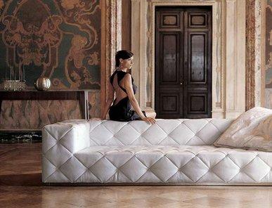 Итальянская мягкая мебель Loveluxe 2013 фабрики Longhi