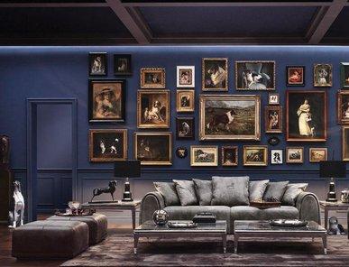 Итальянская мягкая мебель Master Collection фабрики Smania