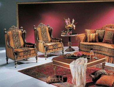 Итальянская мягкая мебель Encyclopaedia II фабрики Caspani Tino
