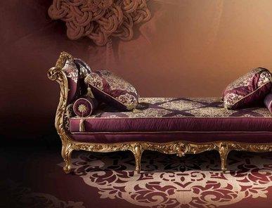 Итальянская мягкая мебель LUIGI XV фабрики ANGELO CAPPELLINI