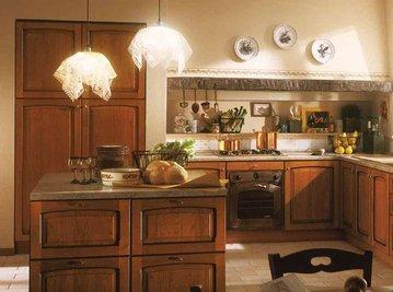 Итальянские кухни MILA фабрики ARAN