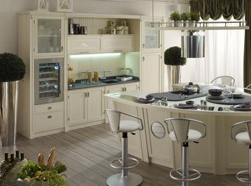 Итальянская кухня Bolina фабрики Caroti