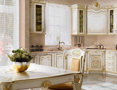 Итальянская кухня Tresor фабрики Fratelli Pistolesi