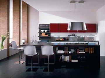 Итальянская кухня DIAMANTE фабрики TORCHETTI