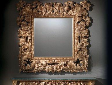 Итальянские зеркала и консоли  фабрики CABIATE PRODUCE