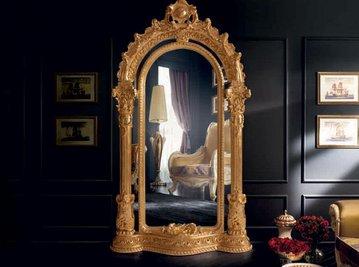 Итальянские напольные зеркала фабрики Arredo e Sofa