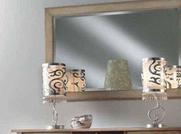 Итальянские зеркала Infinity фабрики Zancanella Renzo