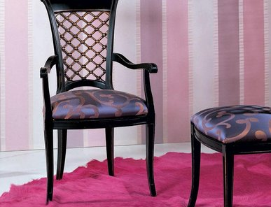 Итальянские стулья и полукресла Raffaello фабрики Bello Sedie