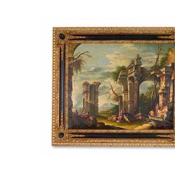 Итальянские картины La Boutique фабрики Asnaghi Interiors
