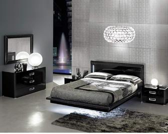 Итальянская спальня La Star & Magic Black фабрики Camelgroup