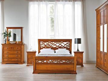 Итальянская Спальня Bohemia фабрики Prama