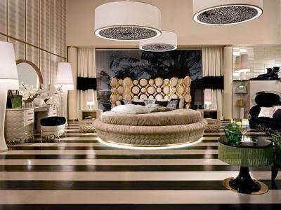Итальянская спальня Jaguar Golden фабрики Altamoda