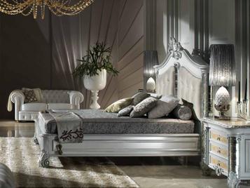 Итальянская спальня Magnifico Laccato Фабрики Ebanart