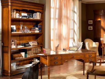Итальянские книжные шкафы Gruerien фабрики Ebanart