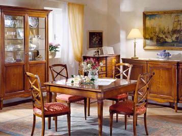Итальянская гостиная Louis XVI фабрики Ebanart
