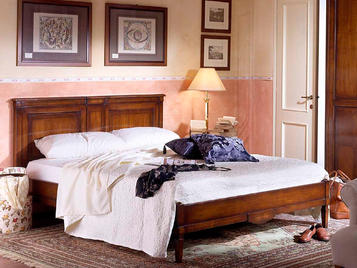 Итальянская спальня Louis XVI фабрики Ebanart