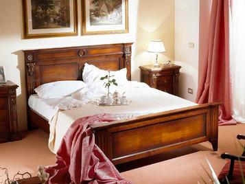 Итальянская спальня Rinascimento фабрики Ebanart