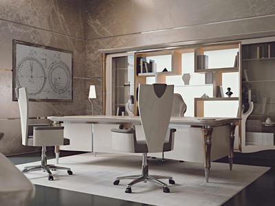 Итальянский кабинет Divina фабрики Rampoldi Casa