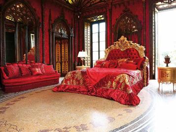 Итальянская спальня Grand Sancy фабрики RAMPOLDI CREATIONS