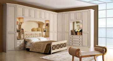 Итальянская спальня Morfeo фабрики Ferretti & Ferretti