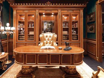 Итальянский кабинет Opera фабрики RAMPOLDI CREATIONS