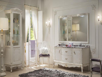 Итальянские ванные комнаты фабрики Florence Art