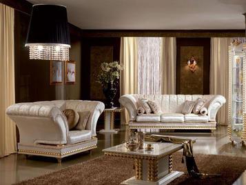 Итальянская мягкая мебель Mythos фабрики Arredo Classic