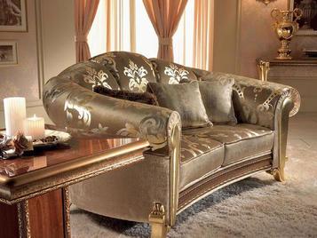 Итальянская мягкая мебель Giotto фабрики Arredo Classic