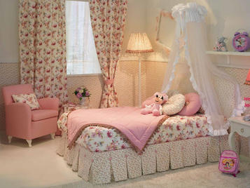 Итальянская детская кровать Lorena Sweet Collection фабрики Epoque Treci Sallotti