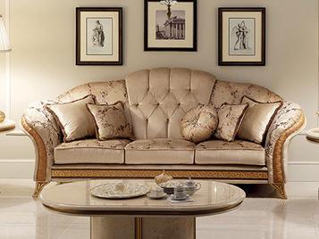 Итальянская мягкая мебель Melodia фабрики Arredo Classic