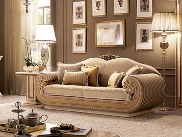 Итальянская мягкая мебель Leonardo фабрики Arredo Classic