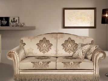 Итальянская мягкая мебель Parigi фабрики Cis Salotti