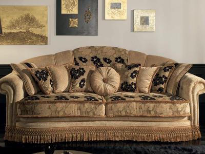 Итальянская мягкая мебель Bristol фабрики Cis Salotti