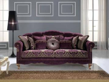 Итальянская мягкая мебель Vanity фабрики Cis Salotti