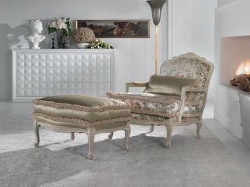 Итальянское кресло Zeev Home Philosophy фабрики Epoque Egon Frustenberg