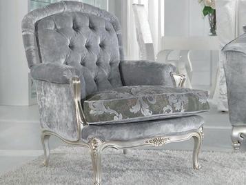 Итальянское кресло Bovary Home Philosophy фабрики Epoque Egon Frustenberg