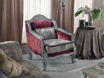 Итальянское кресло Kira Home Philosophy фабрики Epoque Egon Frustenberg