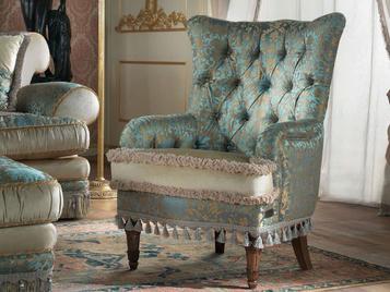 Итальянское кресло Clizia Home Philosophy фабрики Epoque Egon Frustenberg