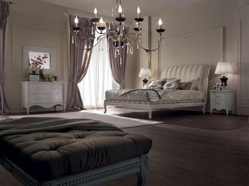 Итальянская кровать Artu Home Philosophy фабрики Epoque Egon Frustenberg